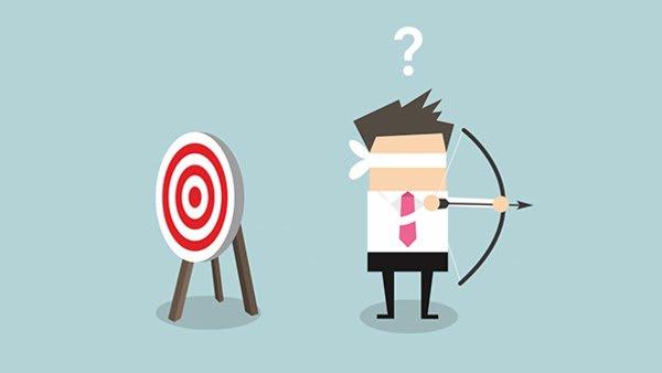website als marketing tool. Bedrijfs doelen stellen.